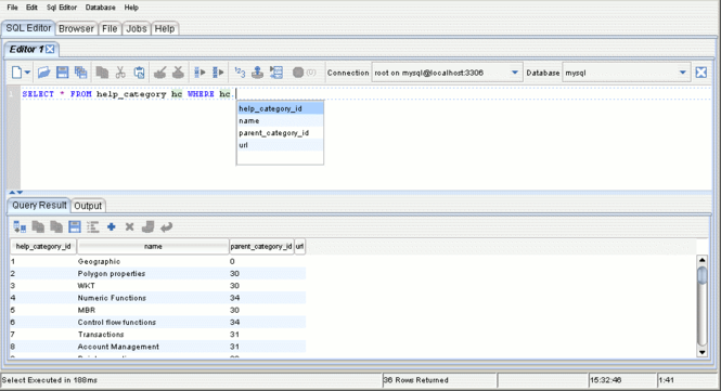 Databrid Screenshot