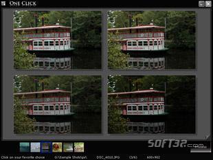 One Click Photo Screenshot 2