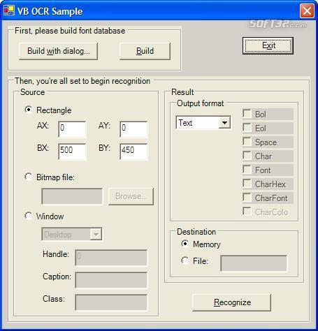 Screen Scraping Library Screenshot 2