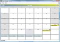 Team Calendar 1