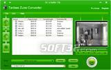 Tanbee Zune Video Converter Screenshot