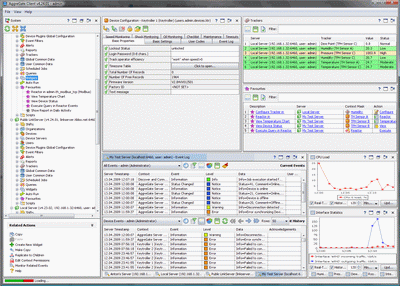 AggreGate Device Manager for Windows Screenshot