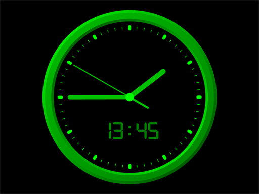 Analog Clock-7 Screenshot