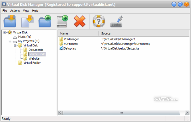 Virtual Disk Screenshot 3