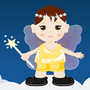 Little Angel Dress Up Game 1
