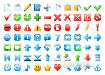 24x24 Free Application Icons Screenshot 3