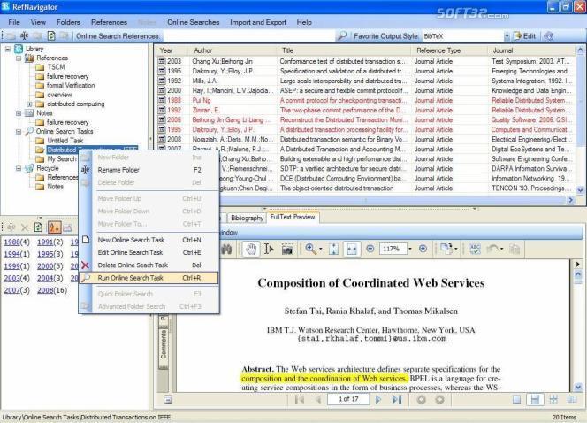 RefNavigator Screenshot 3
