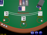 Casino Blackjack Screenshot