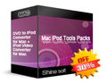 Shine iPod Tools Packs for Mac 3