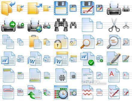 Perfect Office Icons Screenshot 3