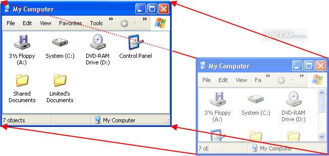 WindowManager Screenshot 3