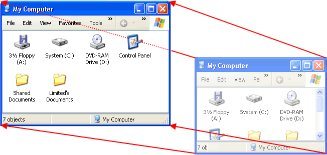 WindowManager Screenshot 1