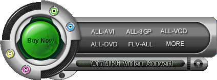 WinMPG Video Convert Screenshot