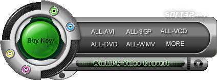 WinMPG Video Convert Screenshot 3