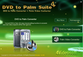 4Videosoft DVD to Palm Suite 1
