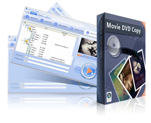 Movie DVD Copy Screenshot