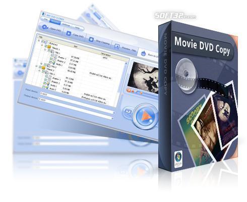 Movie DVD Copy Screenshot 3