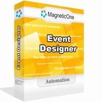 Zen Cart Event Designer Module Screenshot 1
