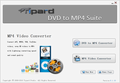 Tipard DVD to MP4 Suite 1