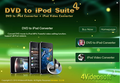 4Videosoft DVD to iPod Suite 1
