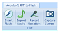 Acoolsoft PPT to Flash 1