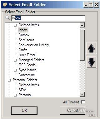 TuckAway - Intelligent Inbox organizer for Outlook Screenshot 3