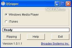 QQripper Screenshot 2