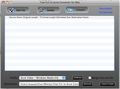 Free FLV to Zune Converter for Mac 1