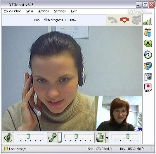 VZOchat Video Chat Screenshot 2