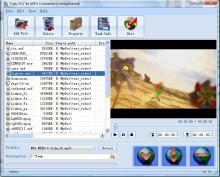 Tutu FLV to MP3 Converter Screenshot 1
