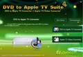 4Videosoft DVD to Apple TV Suite 1