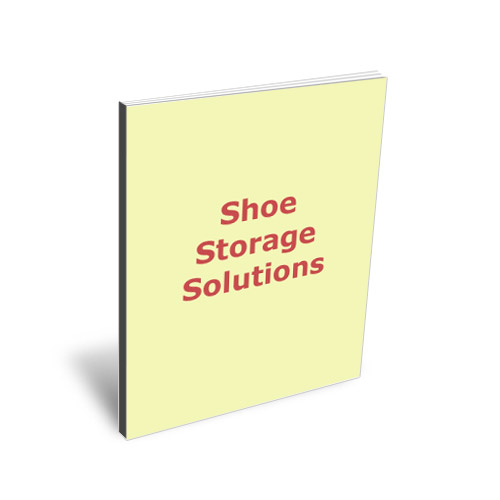 Shoe Storage Solutions Screenshot