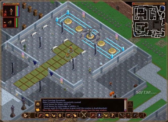 Geneforge 5: Overthrow for Mac Screenshot 2