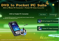 4Videosoft DVD to Pocket PC Suite 1