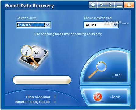 Smart Data Recovery Screenshot 2