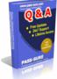 E20-001 Free Pass4Sure Exam 1