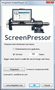ScreenPressor 1