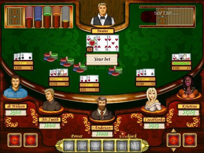 Blackjack Suite Screenshot 2