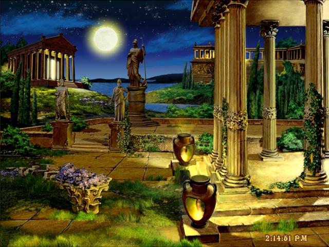 Around the World: Athens Screenshot 1