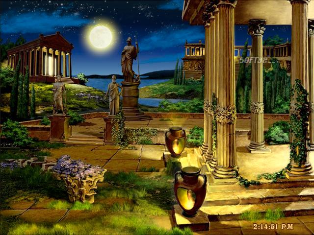Around the World: Athens Screenshot 2