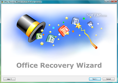 Office Recovery Wizard Screenshot 3