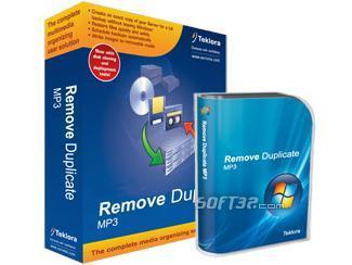 Teklora Duplicate MP3 Remover Screenshot 3