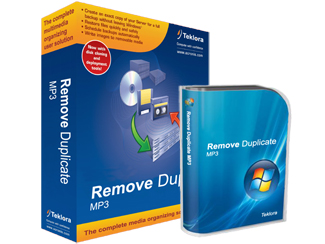 Teklora Duplicate MP3 Remover Screenshot