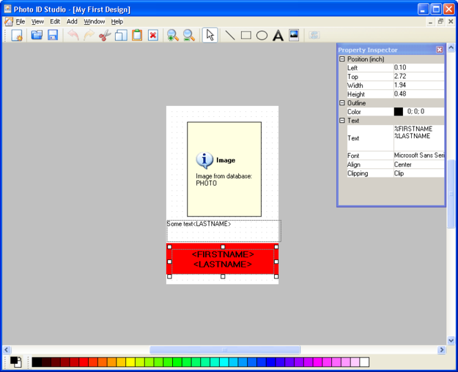 Photo ID Studio Screenshot
