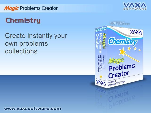 CQFZ Problems Creator for Chemistry Screenshot 3
