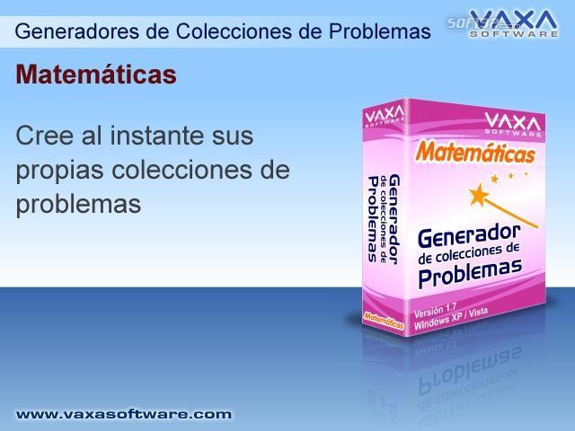 GMZ2 Generador de Problemas Matematicas Screenshot 3