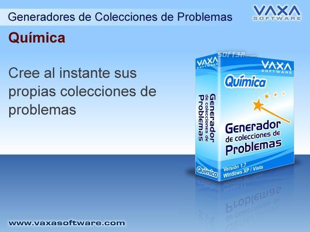 GQZZ Generador de Problemas Quimica Screenshot 3
