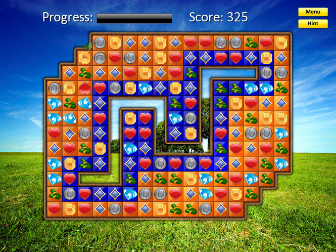 Jewel Twist (Mac) Screenshot 1
