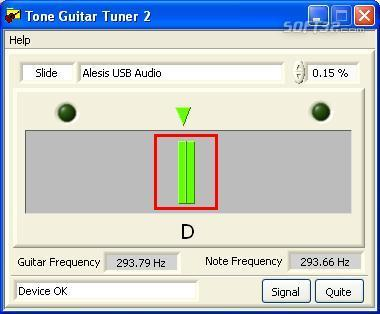 Tone Guitar Tuner Screenshot 3