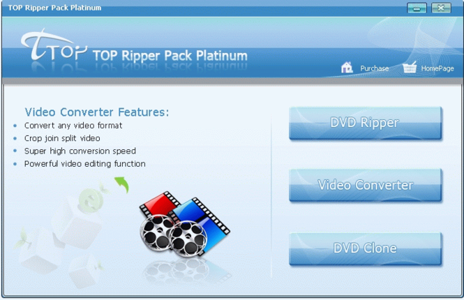 TOP Ripper Pack Platinum Screenshot